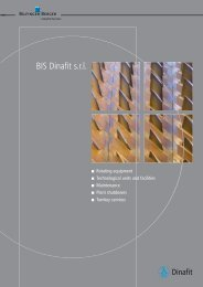 BIS Dinafit s.r.l. - Bilfinger Berger Industrial Services