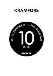 KRAMFORS - Ikea