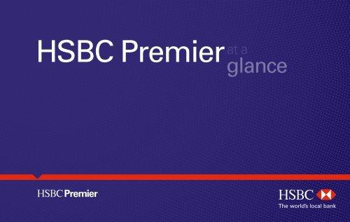HSBC Premier Services - HSBC Sri Lanka