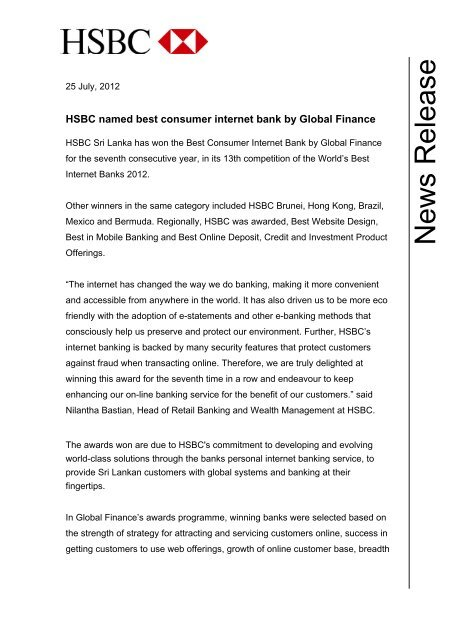Hsbc brazil website
