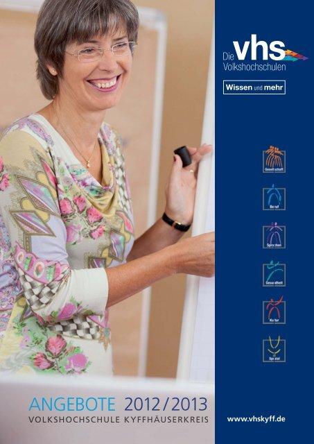 Handy - Festnetz - DSL - LTE - Volkshochschule Kyffhäuserkreis