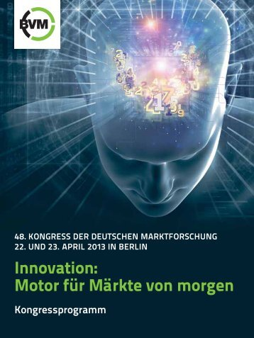 Innovation - Berufsverband Deutscher Markt
