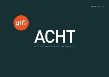 ACHT Nr.5 - BEAUFORT 8 Werbeagentur Stuttgart