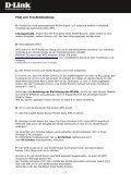 Anbindung des Windows 8 PC an Ihr WLAN - D-Link - Seite 7