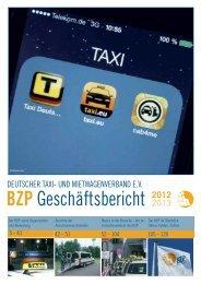 Geschäftsbericht Komplettversion - Deutscher Taxi- und ...