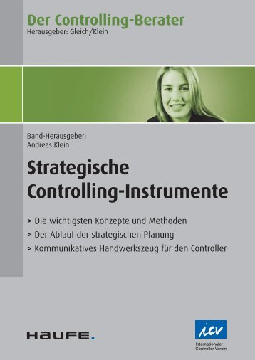 Business Case: Controlling-Instrument zur Prüfung strategischer ...