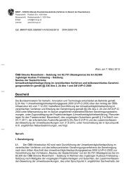 Bescheid vom 7. März 2013 (pdf 281 KB) - Bundesministerium für ...