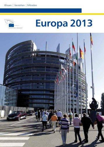 Europa 2013