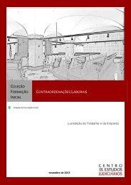 e-book - Centro de Estudos Judiciários