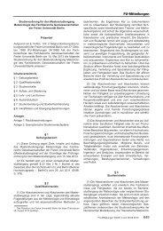Studien - Fachbereich Geowissenschaften - Freie Universität Berlin