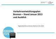 pdf, 2.2 MB - Der Senator für Umwelt, Bau und Verkehr - Bremen