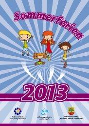 Sommerferienprogramm 2013 - Gemeinde Ascheberg