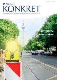 Juli 2013 - Fachgemeinschaft Bau Berlin und Brandenburg eV