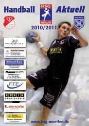 Handball Aktuell - HSG Mörlen