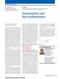 Osteomyelitis und ihre Sonderformen - Dr.-Horst-Schmidt-Kliniken ... - Seite 2