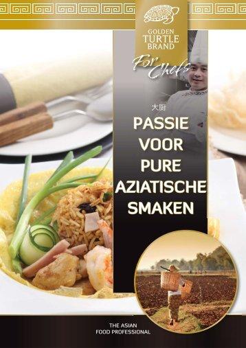 golden turtle chef introductie - Heuschen & Schrouff OFT BV