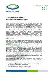 Klientenbrief als .pdf downloaden - Hasberger_Seitz & Partner ...