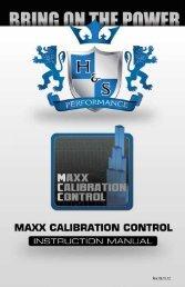 MCC Instructions - H&S Performance