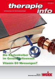 Therapie Info Dezember 2013 - Wiener Gebietskrankenkasse