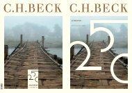 Literatur 1-13.indd - C.H. Beck