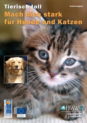 Mach Dich stark für Hunde und Katzen - International Fund for ...