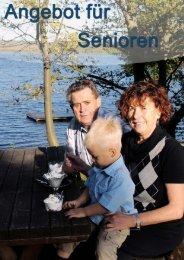 Angebot für Senioren - Campingplatz Sternberg