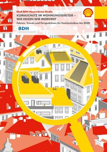 Shell BDH Hauswärme-Studie - HWWI
