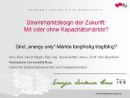 Univ.-Prof. Heinz Stigler, Dipl. - EEG