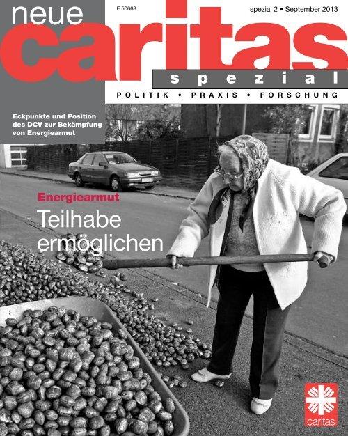 Eckpunkte und Position des DCV zur Bekämpfung von ... - Caritas