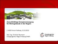 Vortrag zum Download (PDF) - Energieagentur Regio Freiburg