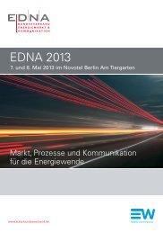 EDNA 2013 - EnerGate.de