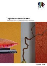 Capadecor® MultiStruktur - Caparol