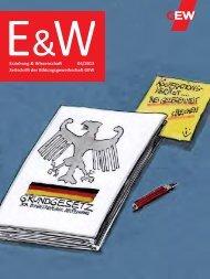 E&W 04/2013 - GEW