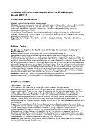 Abstracts der Masterarbeiten als PDF
