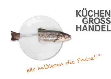 Prospekt Küchengroßhandel - Marko Wohnen GmbH