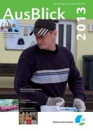 Ausblick 2013 Jahresmagazin als PDF - Diakoniewerk Essen