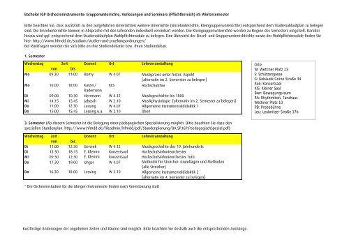 Download Stundenplan IGP Orchesterinstrumente als PDF