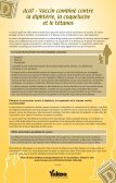 Tdap – Combined Tetanus, Diphtheria, acellular Pertussis ... - Page 2