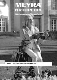 Reha-Preisliste 2013 - Novomed GmbH