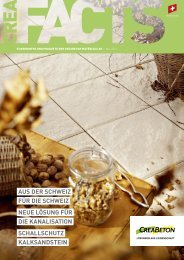 CreaFacts_012013_d.pdf - Creabeton Materiaux AG