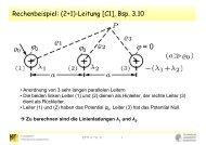 ϕ ϕ ϕ = 0 - Fachgebiet Hochspannungstechnik