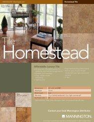 Affordable Luxury Tile Details