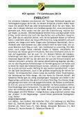 Hallenzeitung - HSV Apolda 1990 eV - Seite 6