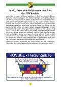 Hallenzeitung - HSV Apolda 1990 eV - Seite 4