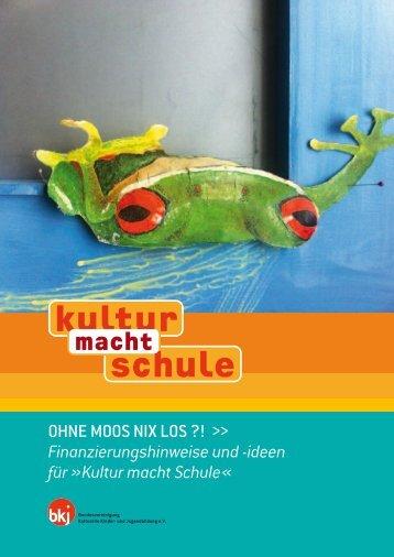 PDF | 90 Seiten | 6,1 MB - Bundesvereinigung Kulturelle Kinder- und ...