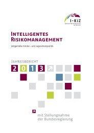 Jahresbericht 2013 des I-KiZ - Bundesministerium für Familie ...