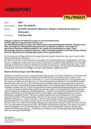 2010 Kran / PK 18002-EH Baustoffe / Baumarkt / Betonwerk - Palfinger
