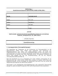 Ergänzungsvertrag (IHG/XML) - Giata