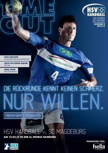HSV HANDBALL VS. SC MAGDEBURG