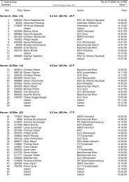7. Austria Cup Thu 9/17/2009 10:14 PM Startliste Seite ... - hsvwrn-ol.at